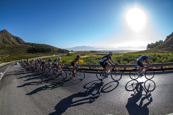 The five-day Bestmed Tour of Good Hope presented by Rudy Project will follow a clover-leaf racing format in and around Paarl from February 29 to March 4 next year. Photo: Capcha