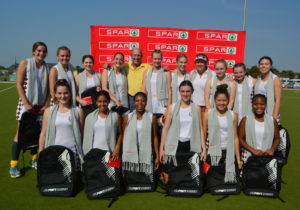 Woodridge SPAR Schoolgirls Hockey Challenge