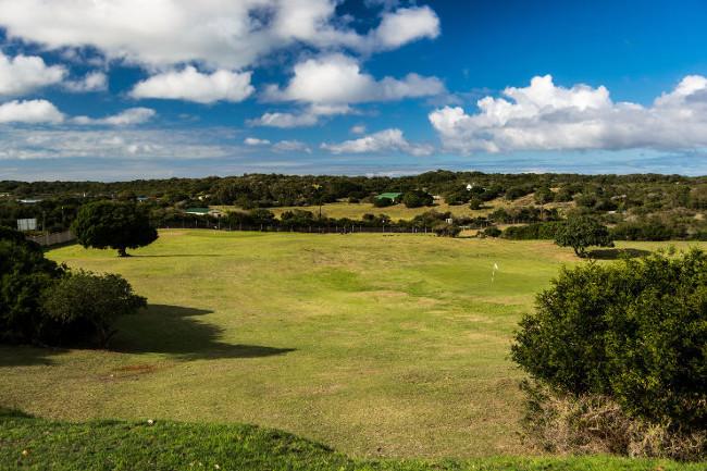 Sardinia Bay Estate golf course