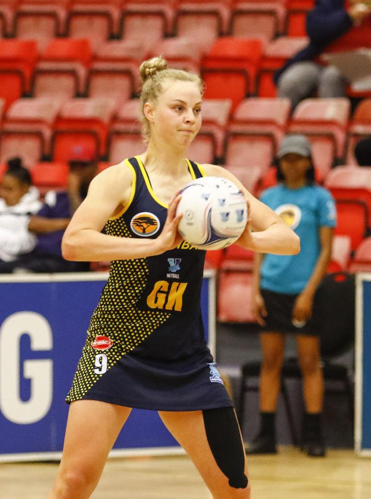 Jeanie Steyn Madibaz Sport