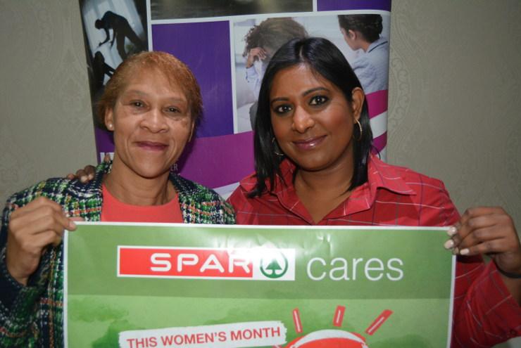 SPAR Cares Women's Month