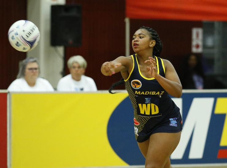 Madibaz netball
