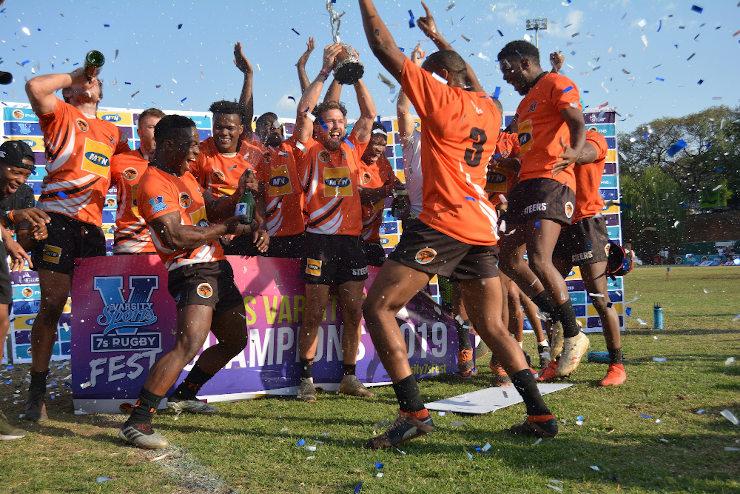 UJ sevens rugby