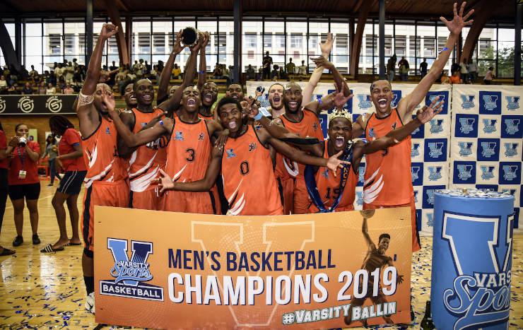 UJ basketball champs