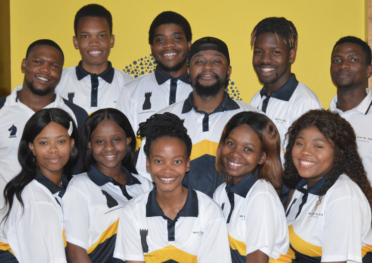 Madibaz - USSA chess team